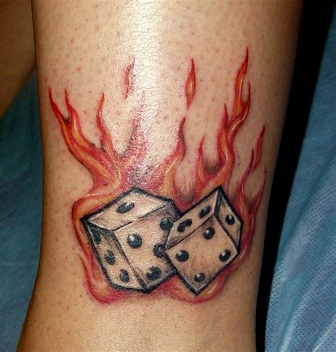 dice tattoo meaning dice tattoos designs ideas and meaning tattoos for you