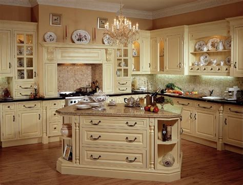 Country Kitchen Cabinets by Tips For Creating Unique Country Kitchen Ideas Home And