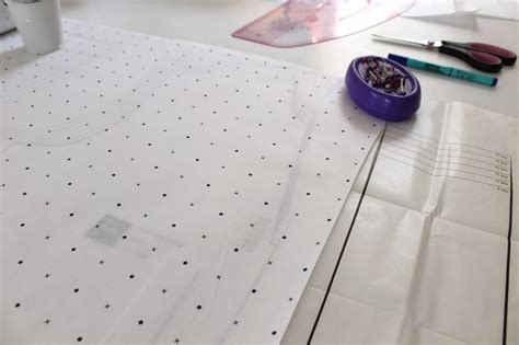 Sewing Pattern Tracing Paper Uk | sew over it how to trace sewing patterns with sew over