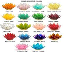flower color meanings chart the world s catalog of ideas