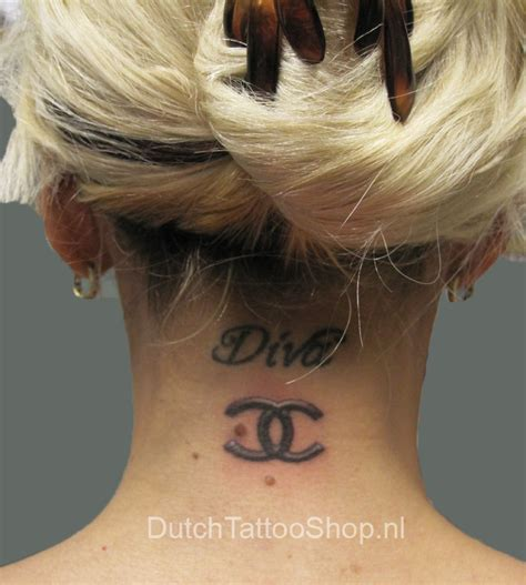 chanel tattoo chanel tattoos photos of chanel tattoos la chanelphile