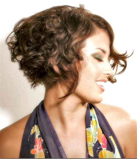 perfect hair cut for curly hair that can still be worn up undercut short curly hairstyles for women short curly