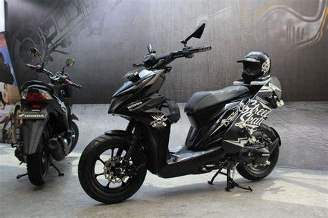 Modifikasi Motor Honda Beat by Honda Beat Street Modifikasi 8 Ruangbakarsite