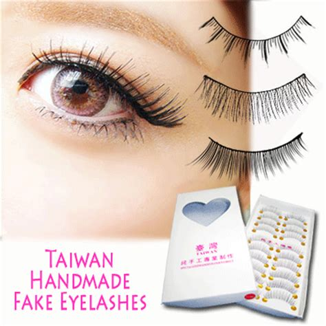 Eyelash Eyelashes False Eyelash Bulu Mata Palsu Taiwan Handmade buy new collection deals for only rp28 000 instead of