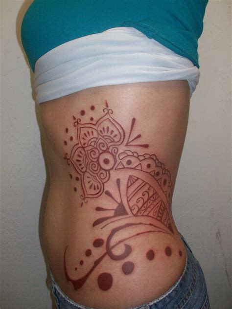 henna tattoo ink