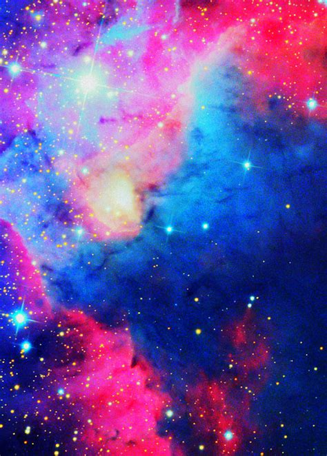rainbow galaxy wallpaper hd rainbow nebula galaxy background page 2 pics about space