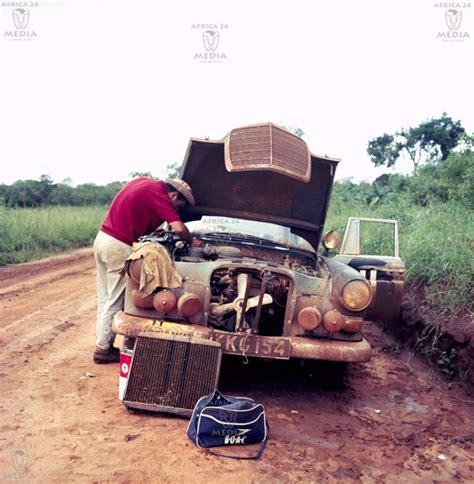 african safari car africa kenya east africa safari rally car no 11 of paulo
