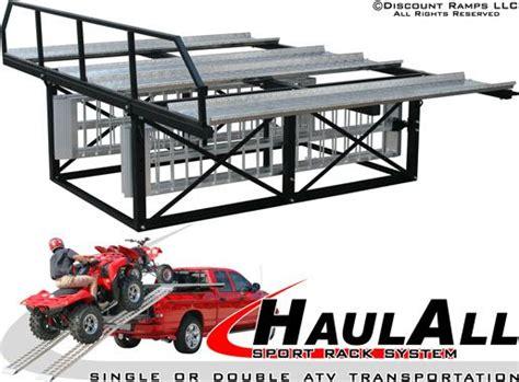 atv bed rack long bed atv utv rack hauler for sale in bluffdale utah
