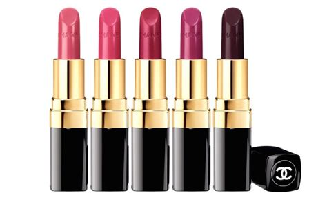 Chanel Lipstick Jeanne chanel launches reformulated coco lipstick this