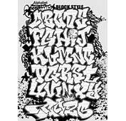 Graffiti Fonts  Best Graffitianz