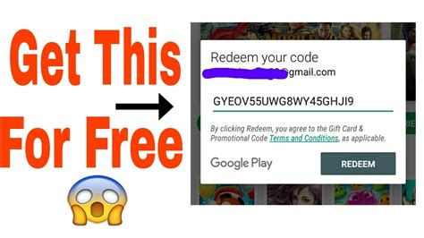 What Play Store Redeem Code Get Free Play Redeem Code Easily