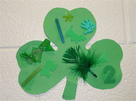 st patricks day kid crafts preschool crafts for st s day texure