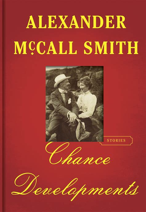 chance developments stories mccall smith