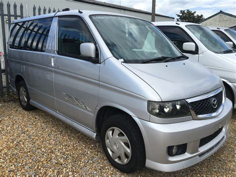 mpv van bongo vans for sale ebay autos post