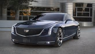 South Cadillac The Cadillac Elmiraj Concept Car Is The Modern Day 500hp