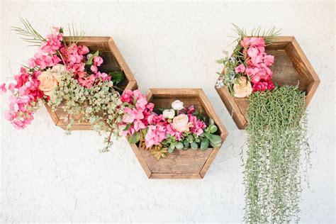 Blumen Wand Selber Machen by Fr 252 Hlingsdeko Aus Holz Selber Machen 30 Wundersch 246 Ne Ideen