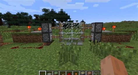 Sliding Door Minecraft Building Inc Glass Door Minecraft