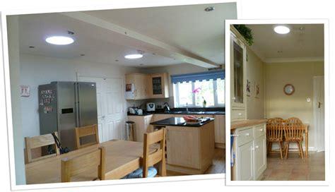 light tunnels kitchens kitchens
