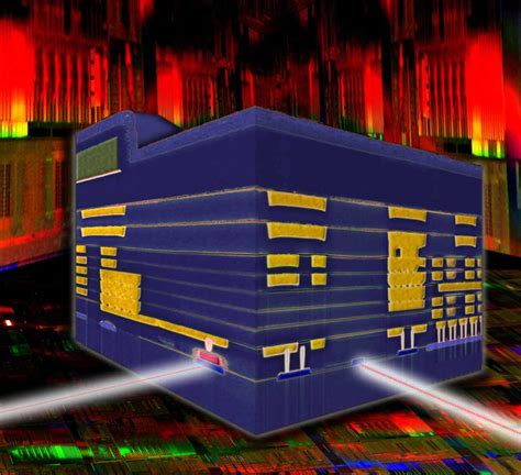future of silicon integrated circuit technology silicon integrated nanophotonics ibm