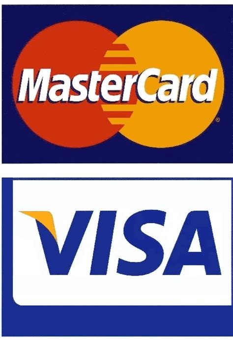 Visa Gift Card Purchase History - visa mastercard large credit card logo decal sticker display signage ebay