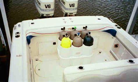 scuba tank holders for boat 23026 tank rack