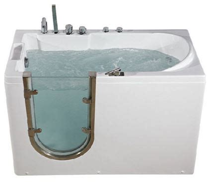 fare l in vasca da bagno vasca da bagno con sportello per anziani vasca con