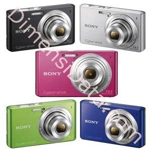 Kamera Sony Cybershot W610 jual kamera digital sony cyber dsc w610 harga murah