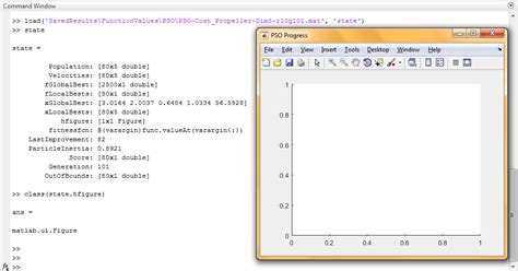 Mat File Extension by Matlab Load Figure Objects From Mat File Opens Plot