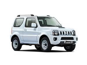 Suzuki Jimny Uk Suzuki Jimny 1 3 Vvt Sz3 Car Leasing Nationwide