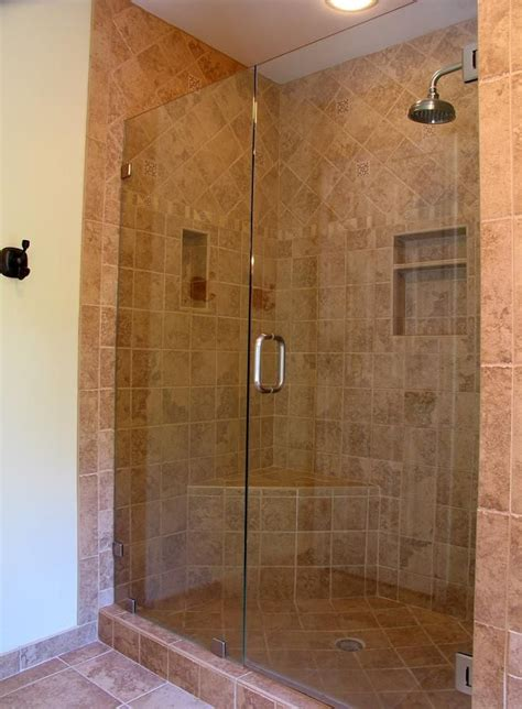 showers bathroom best 25 stand up showers ideas on master