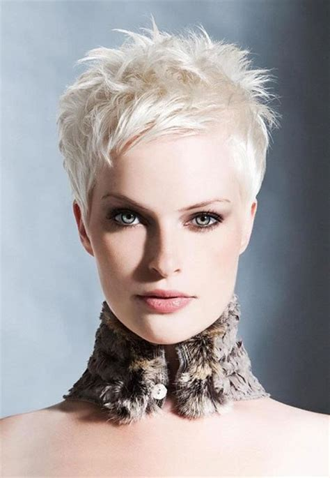 short platinum blonde hairstyles women color vos a sphere of fashion we post quarterly