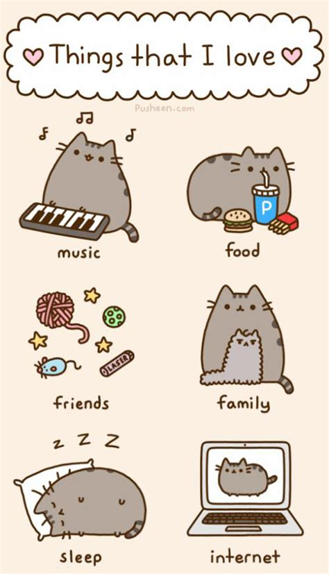 pusheen cat christmas to do list 7 new school cat webcomics that purr right off the page