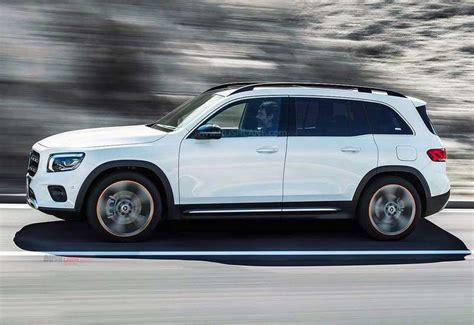 mercedes benz glb  seat compact suv    sale