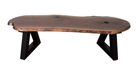 Handcrafted Benches - amish handcrafted live edge bench