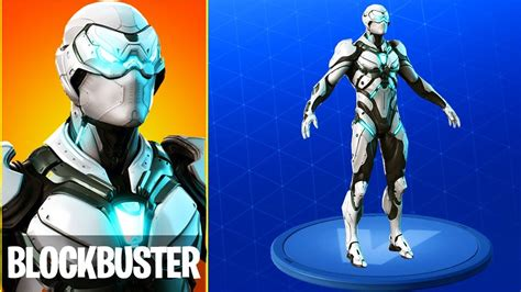 unlocking blockbuster skin  fortnite  blockbuster