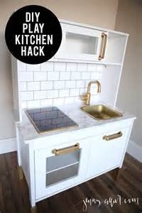 Diy Kitchen diy ikea play kitchen hack 187 jenny collier blog