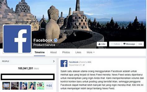 fb error hari ini hari ini fitur facebook say thanks diluncurkan