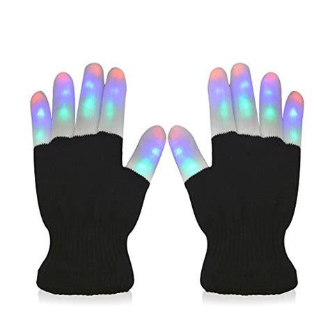 work gloves with lights vbiger led gloves light gloves 7 light