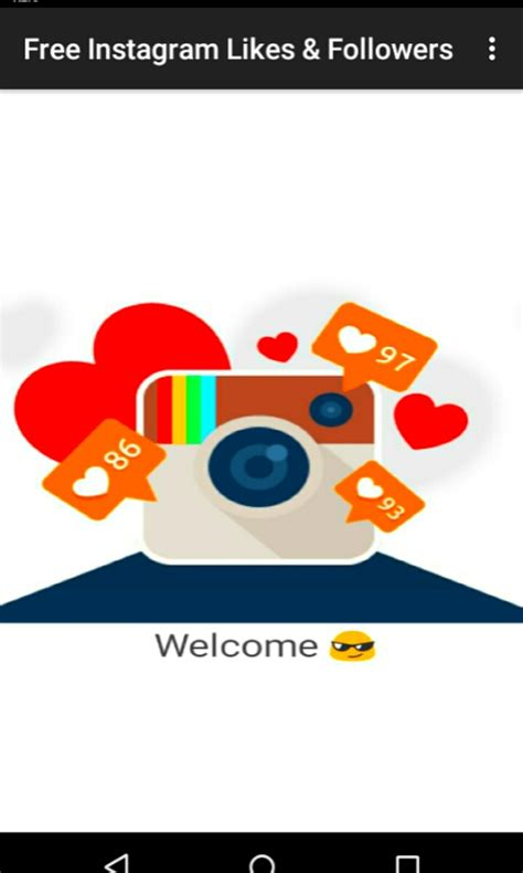 free instagram followers apk free instagram likes and followers apk for free on getjar