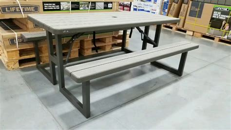folding picnic table costco folding picnic table costco image collections bar height