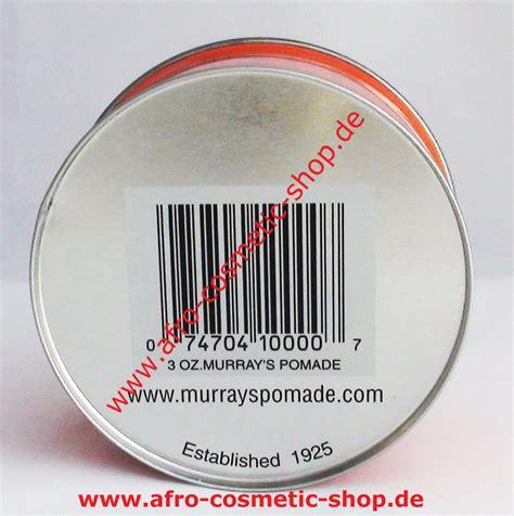 Murrays Shoo murrays pomade afro cosmetic shop