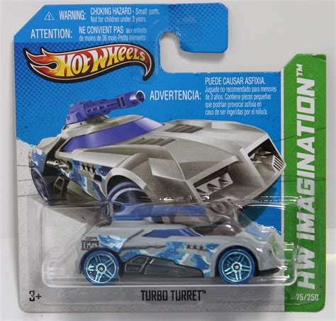 Diecast Wheels Turbo Turret Hitam batman kevin harbin