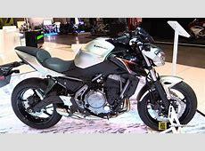 2017 Kawasaki Z650 - Walkaround - Debut at 2016 EICMA ... Kawasaki Z650