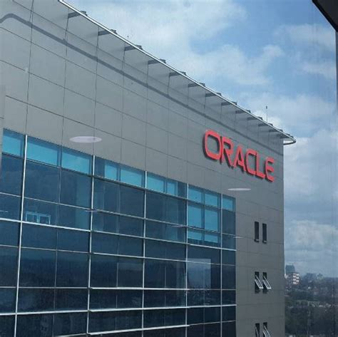 Success Stories As Far As The Oracle Office Photo Glass Door Oracle