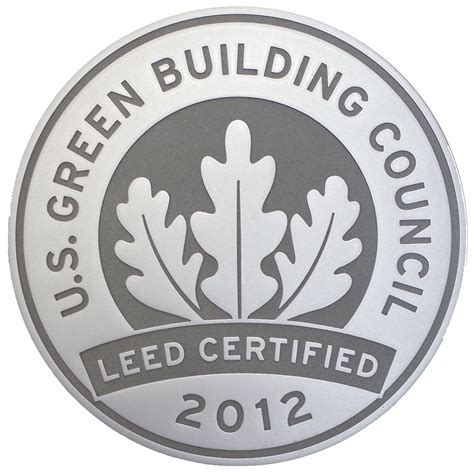what is a leed certification image gallery leed silver