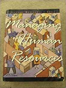 Managing Human Resources 10th Edition 1 managing human resources 9780538839259 human resources books
