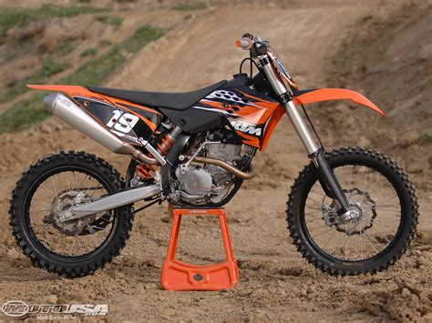 Ktm Sxf 250 2010 2010 Ktm 250 Sx F Shootout Photos Motorcycle Usa