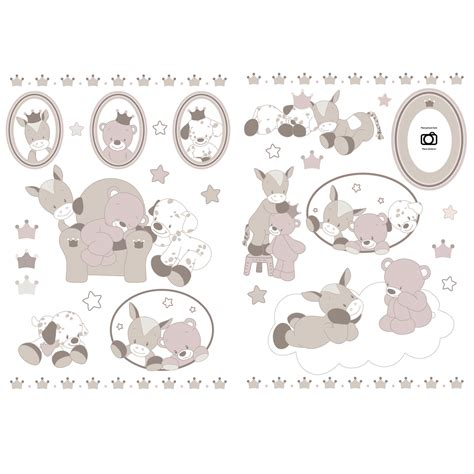 Tableau Pele Mele 678 by Max Noa Tom Stickers D 233 Co De Nattou Stickers Et