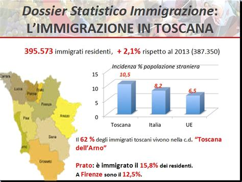 ufficio immigrazione pisa immigrati in toscana la crisi frena la crescita