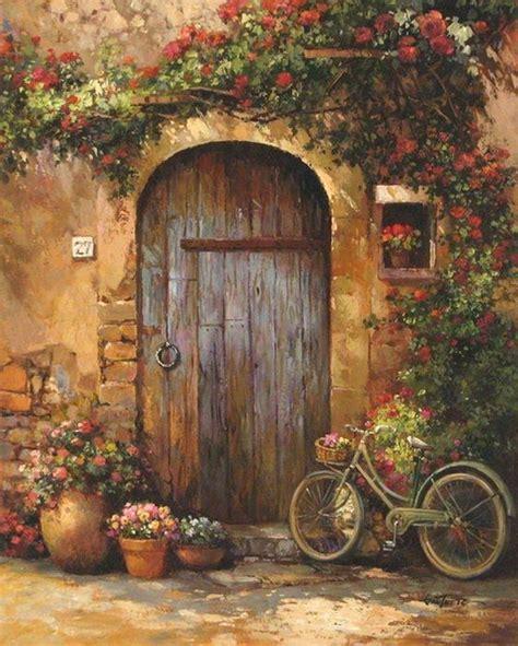 paul gantner painting doors